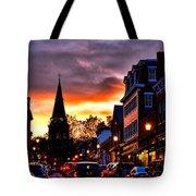 Annapolis Night Tote Bag