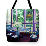Annapolis Time Tote Bag