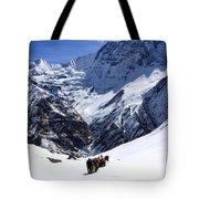 Annapurna Sanctuary Trail Tote Bag