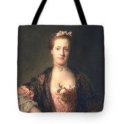Anne Garth-turnour, Baroness Winterton Tote Bag