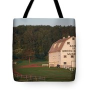 Anne Of Green Gables Museam Tote Bag