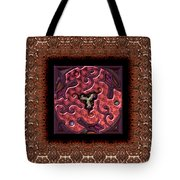 Annuals Poppies  Tote Bag
