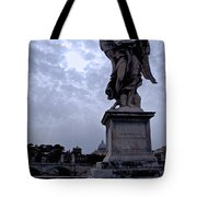 Another Angel Tote Bag