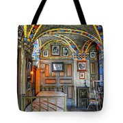Another Bedroom At The Castle Tote Bag