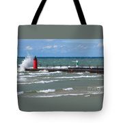Another Big Wind Tote Bag