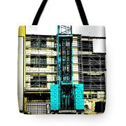 Another Blue Crane  Tote Bag