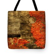 Another Brick In The Wall Tote Bag by Thomas Young