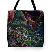 Another Day In Paradise - Digital 1 Tote Bag