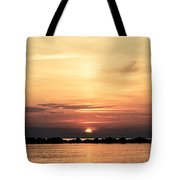 Another Earth - Sunrise On The Sea Tote Bag