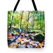 Another Enchanted Forest Tote Bag