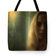 Another Face In A Window II Tote Bag