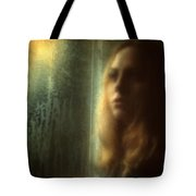 Another Face In A Window Tote Bag by Taylan Apukovska