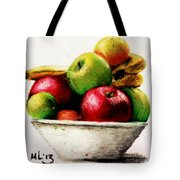Another Fruit Bowl Tote Bag
