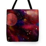 Another Galaxy Tote Bag