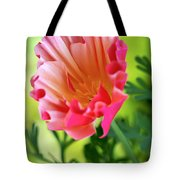 Another Glimpse Tote Bag by Heidi Smith