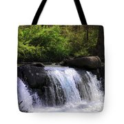 Another Hidden Waterfall Tote Bag