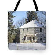 Another Lonely Winter Tote Bag