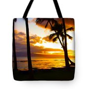Another Maui Sunset Tote Bag