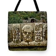 Another Relief In Myra-turkey Tote Bag