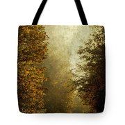 Another Road Travelled Tote Bag