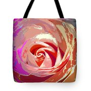 Another Rose Tote Bag