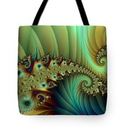 Another Secret Place Tote Bag