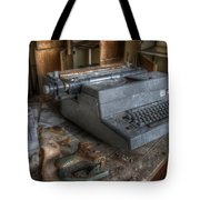 Another Secretary  Tote Bag