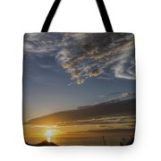 Another Socal Summer Sunset Tote Bag