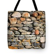 Another Stone In The Wall Tote Bag