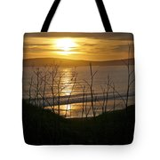 Another Sunset At Bodega Tote Bag