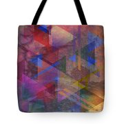 Another Time - Square Version Tote Bag