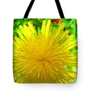 Another Variety Dandelion Tote Bag