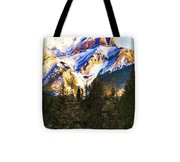 Another View Of My Mountain Tote Bag