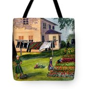 Another Way Of Life II Tote Bag by Marilyn Smith