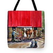 Another Way Of Life Tote Bag
