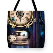 Ansonia Clock Tote Bag