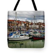 Anstruther Harbour Tote Bag