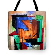 Answered Prayer Tote Bag by Anthony Falbo