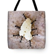 Ant Joint Venture Tote Bag