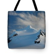 Antarctic Landscape Tote Bag