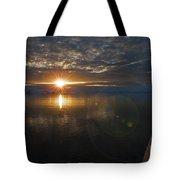 Antarctic Twilight... Tote Bag