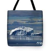 Antarctica.. Tote Bag