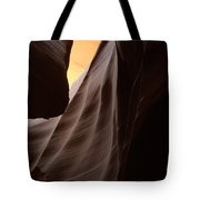 Antelop Canyon #5 Tote Bag