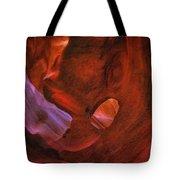 Antelope Canyon 22 Tote Bag