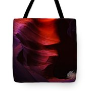 Antelope Canyon 24 Tote Bag