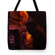 Antelope Canyon 25 Tote Bag