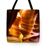 Antelope Canyon Page Arizona Tote Bag