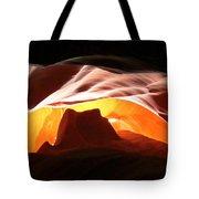 Antelope Canyon Panorama Tote Bag