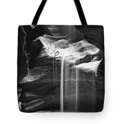Antelope Canyon Sand Fall Tote Bag