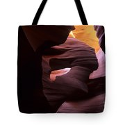 Antelope Canyon Touch Of Magic Tote Bag